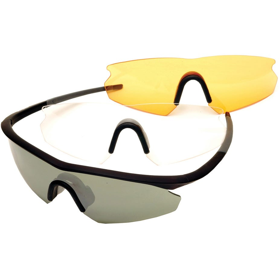 Madison D'Flex - mirrored glasses triple set