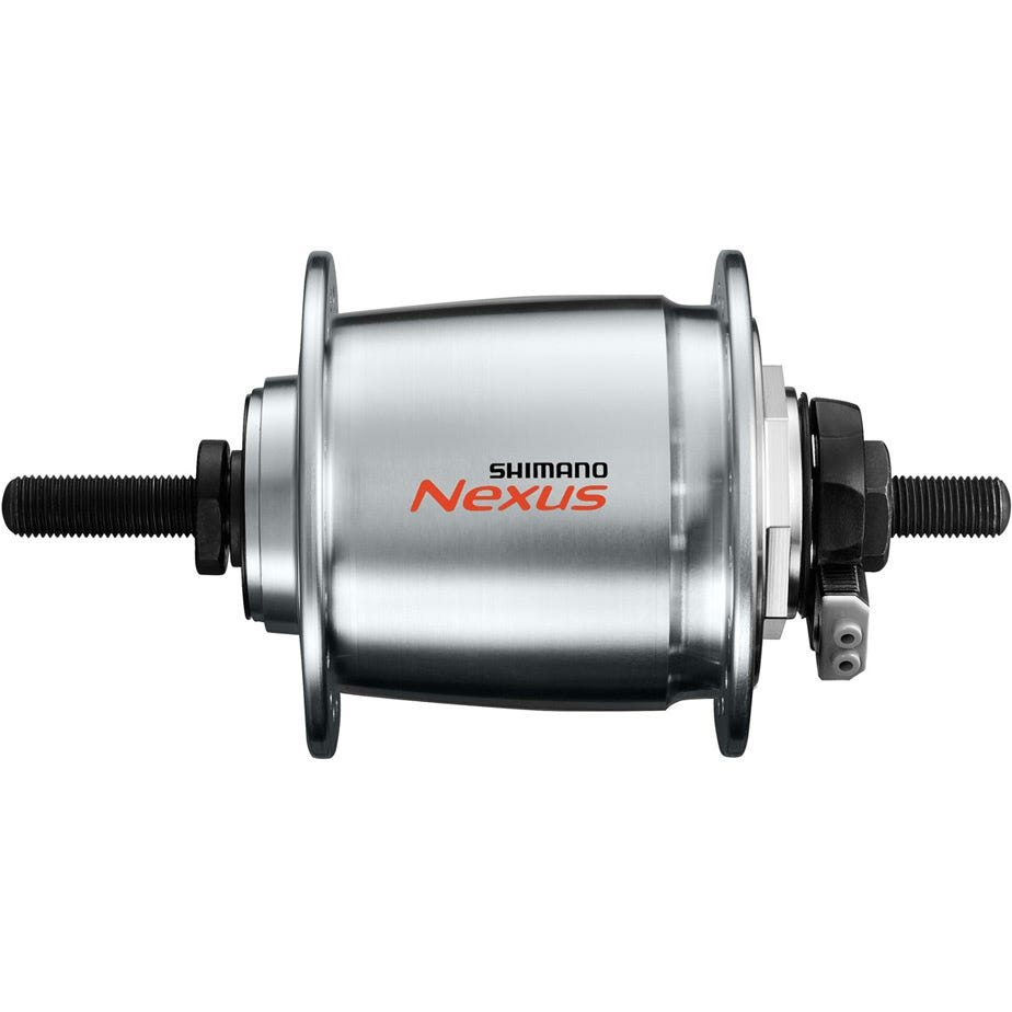 Shimano Nexus DH-C6000-3R Nexus, 6v 3.0w, for roller brake, for 26-28in wheel, 36h, Q/R