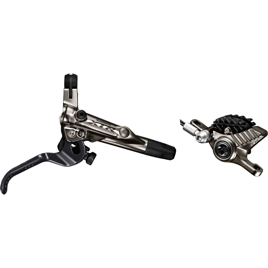 Shimano XTR BR-M9020 XTR bled I-spec-II ready brake lever/Post mount calliper