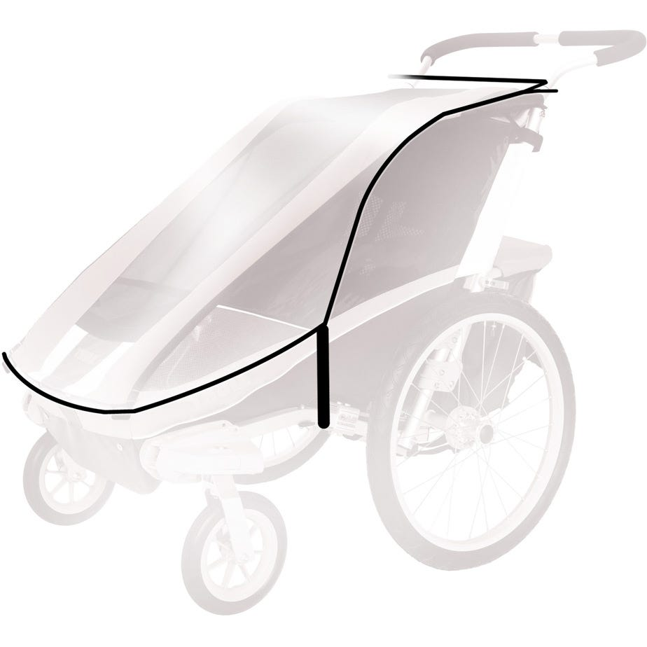 Thule Chariot Rain cover for Corsaire 1 2012+