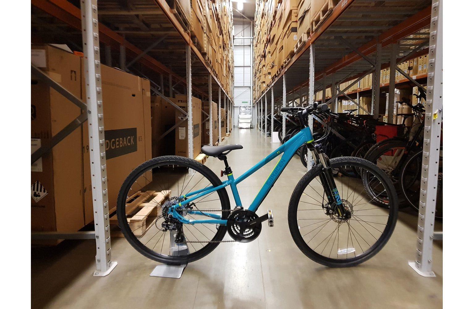 Saracen 2019  Urban Cross 1 Ladies XS Ex Display Bike
