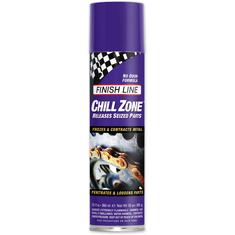 Finish Line Chill Zone 12 oz aerosol (360 ml)
