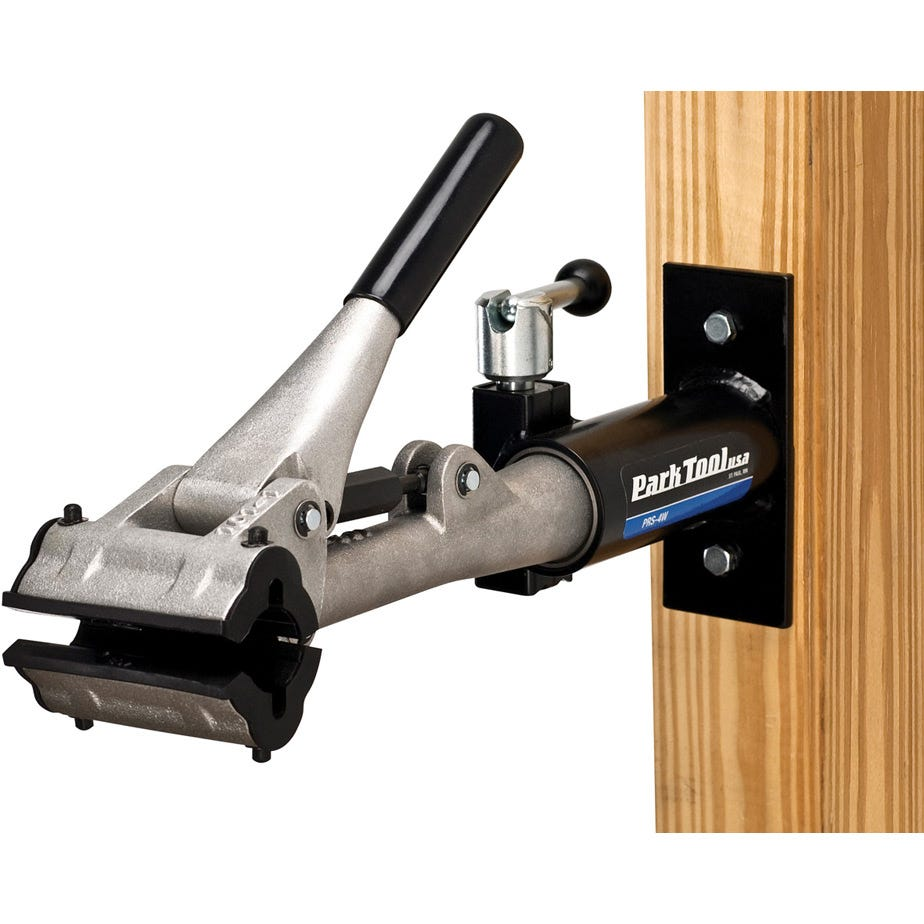 Park Tool PRS-4W-1 - Deluxe Wall-Mount Repair Stand With 100-3C Clamp