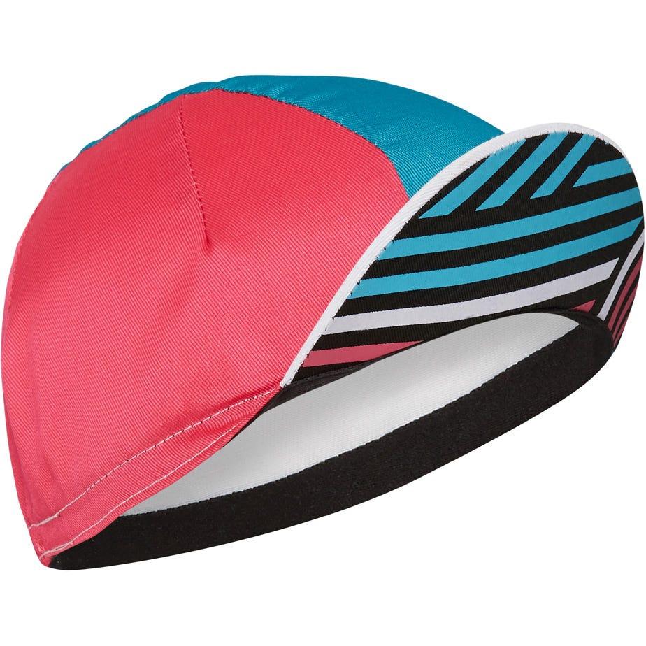 Madison Sportive poly cotton cap, crosshatch