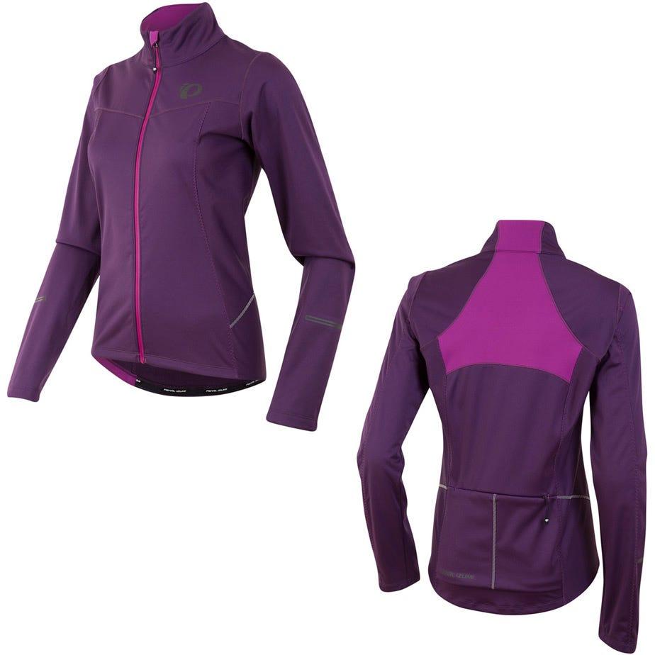 PEARL iZUMi Women's SELECT Escape Softshell Jacket