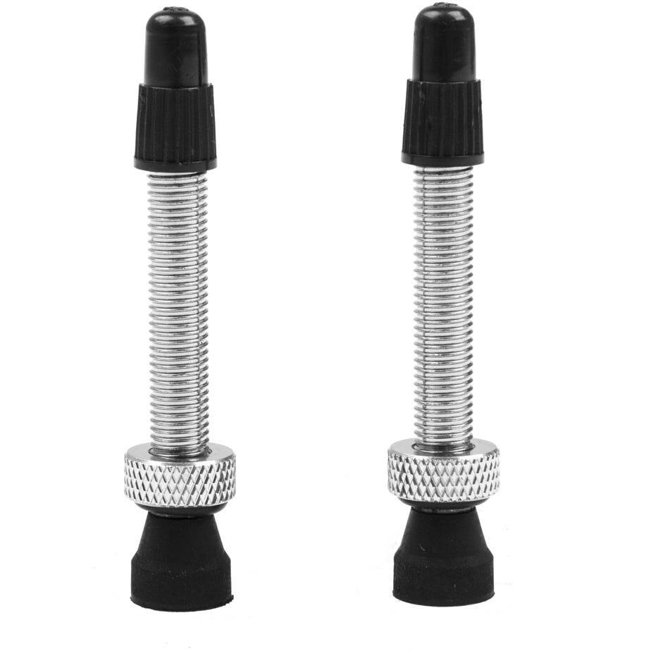 Nutrak Presta tubeless valve with removeable core Bronze 44mm