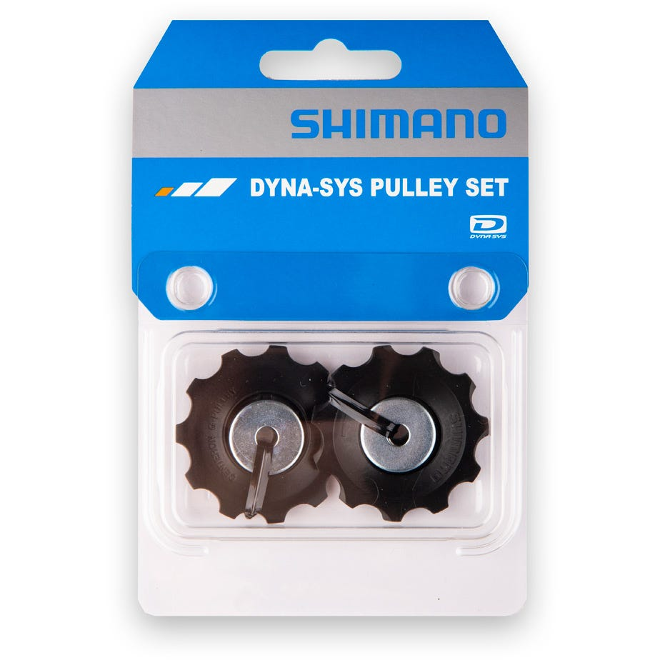 Shimano Spares Deore RD-M593 tension and guide pulley set