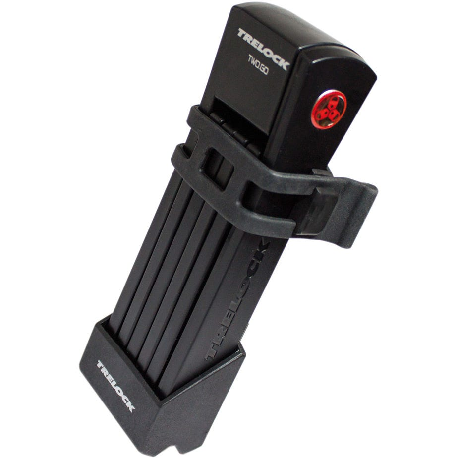Trelock Folding Lock FS200 75cm TWO.GO Black