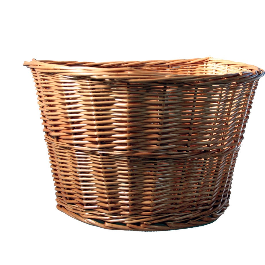 M Part Wicker baskets - Quick Release