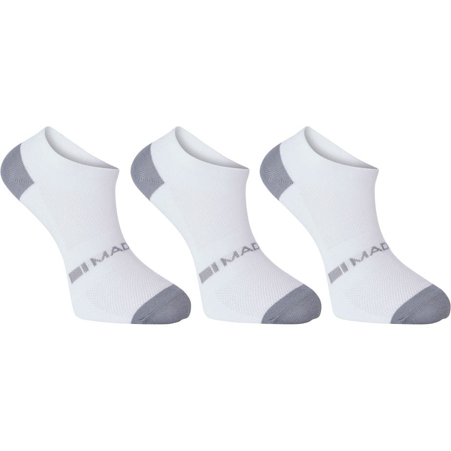 Madison Freewheel coolmax low sock triple pack