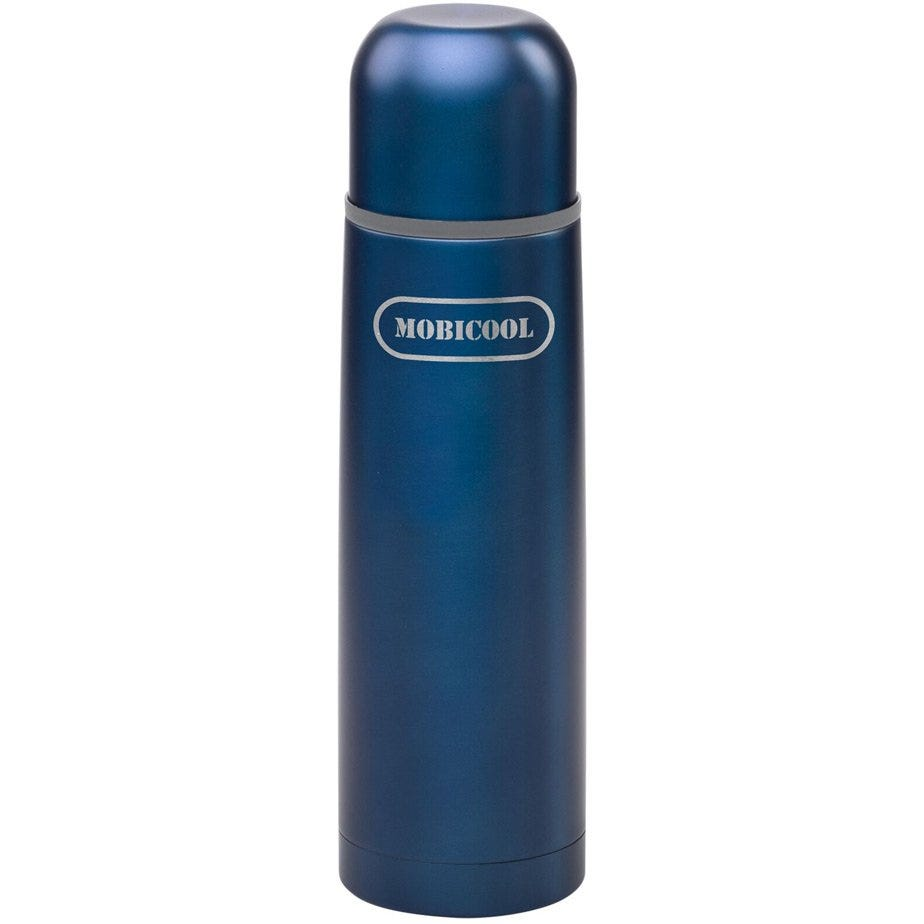 Dometic Mobicool MDM50 Stainless steel vacuum flask, 0.5 litres, with cup