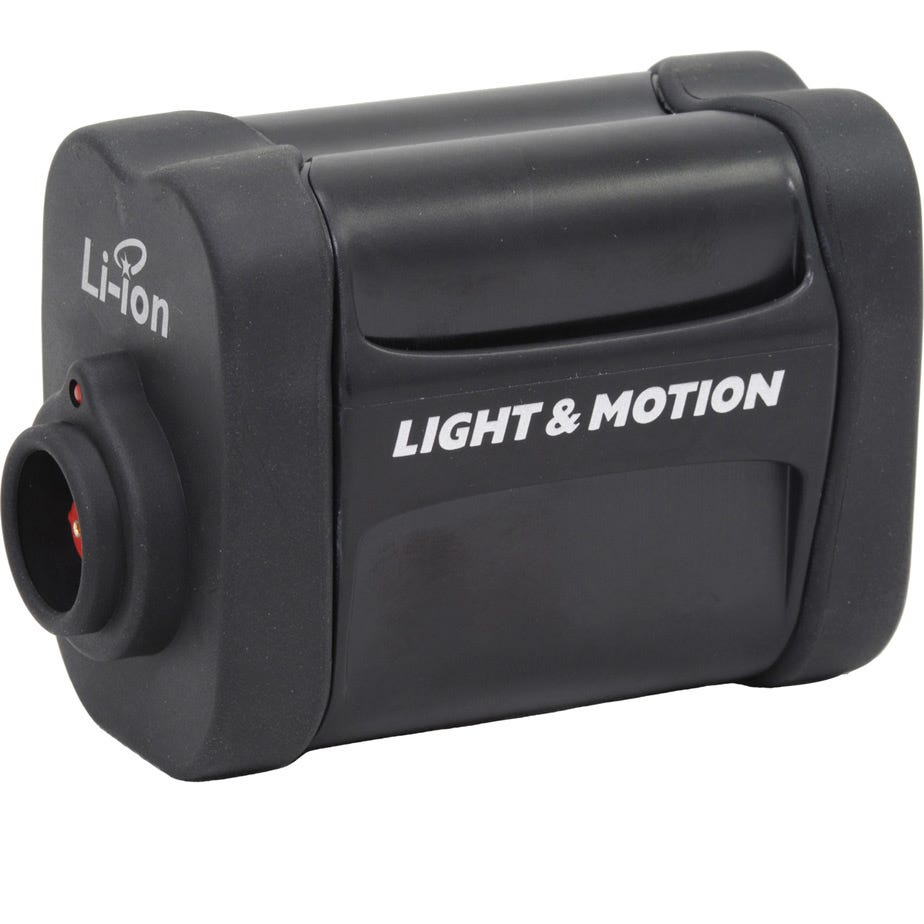Light and Motion 6-cell Li-Ion battery pack