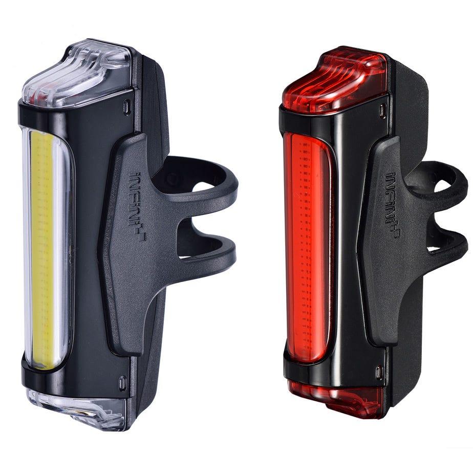 Infini Sword Super bright front and Sword 30 COB Rear Lightset