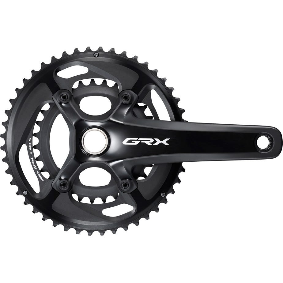 Shimano GRX FC-RX810 GRX 48/31T double chainset, 11-speed, Hollowtech II