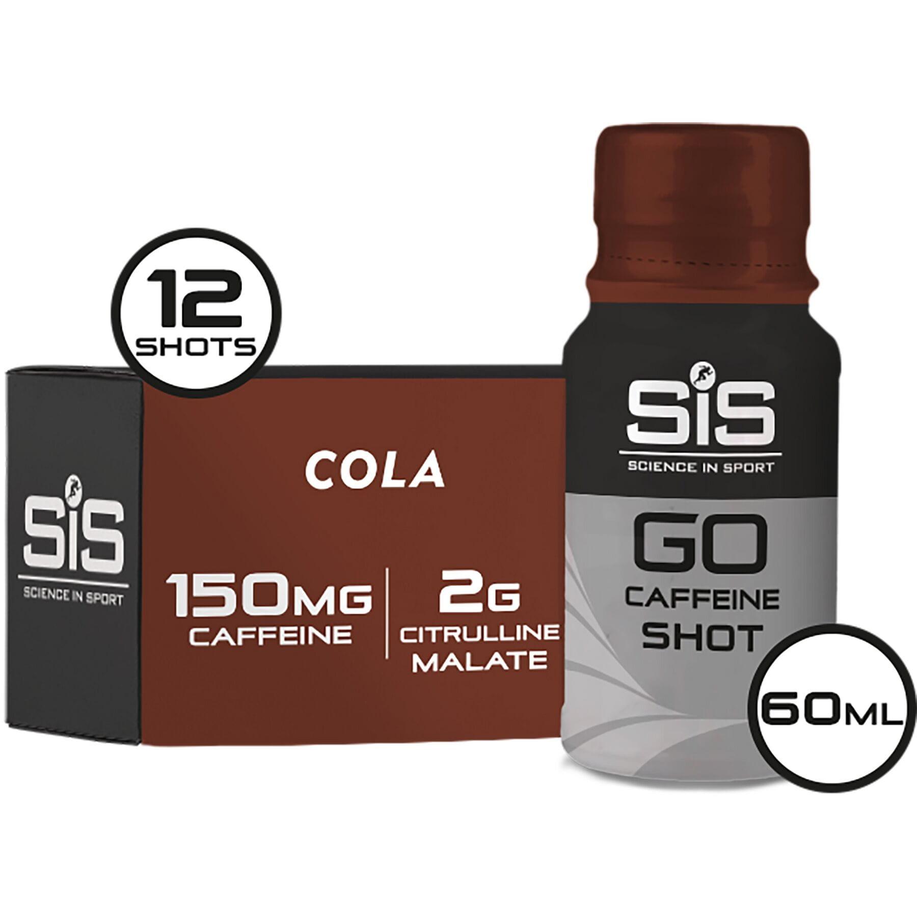 Science In Sport GO Caffeine Shot