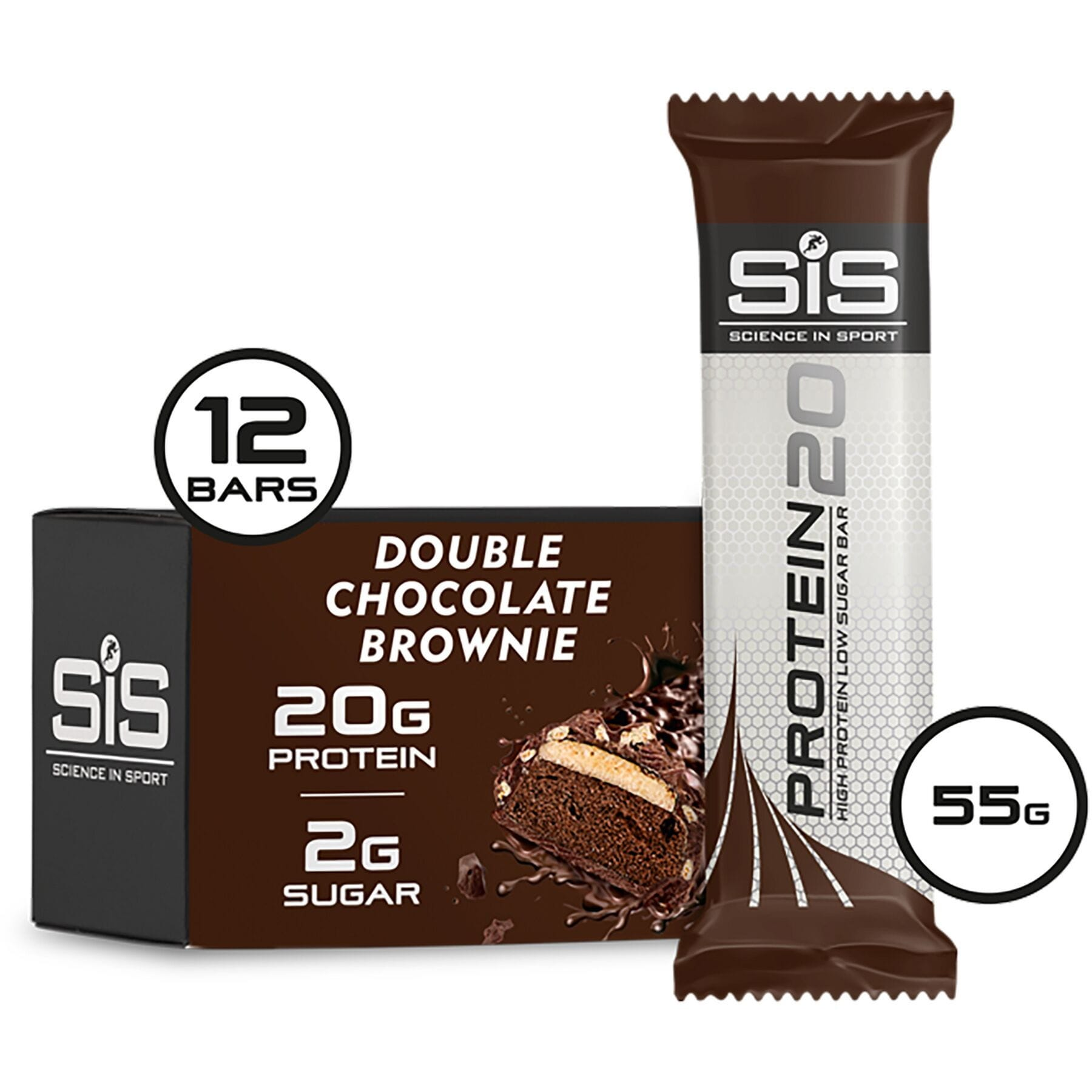 Science In Sport Protein20 Bar