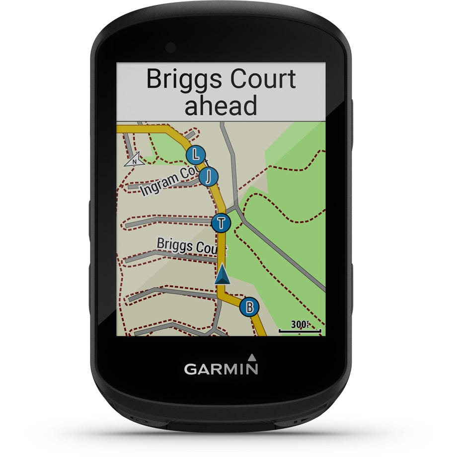 Garmin Edge 530 GPS enabled computer
