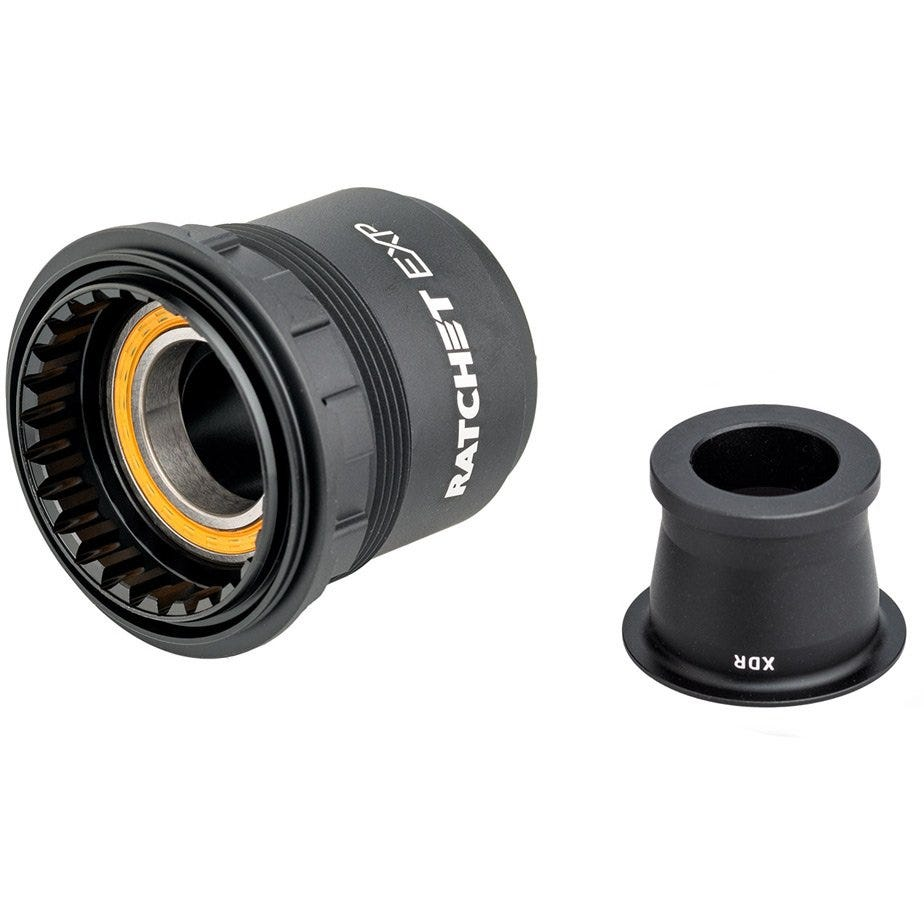 DT Swiss Ratchet EXP freehub conversion kit with SiNC ceramic bearings