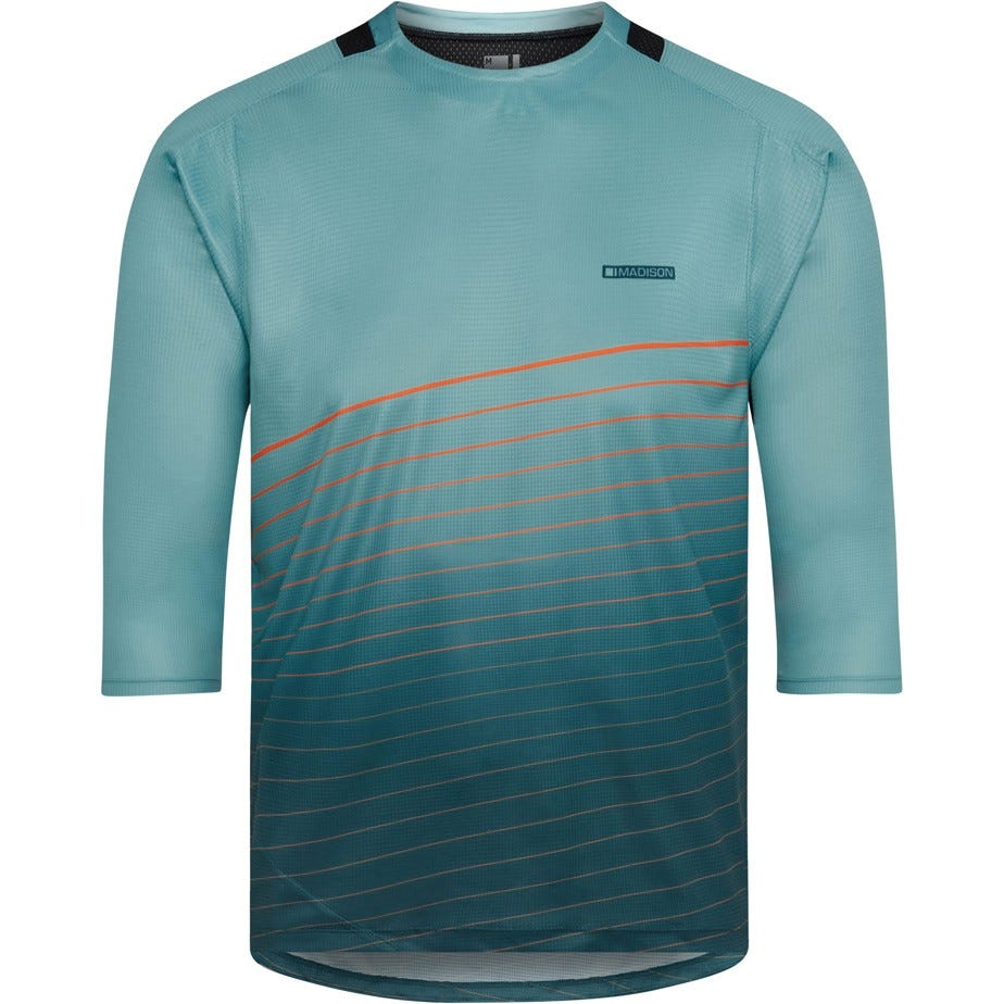 Madison Flux Enduro men's 3/4 sleeve jersey