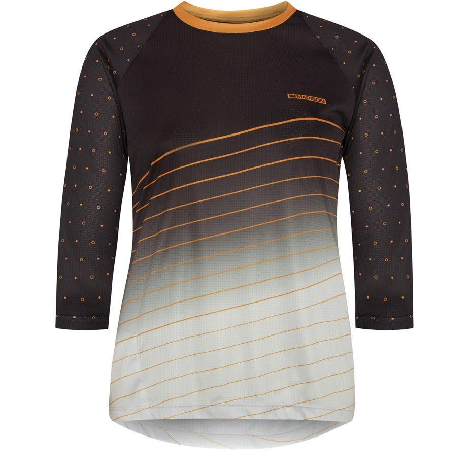 Madison Flux Enduro women's 3/4 sleeve jersey