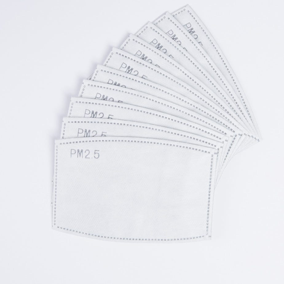 Madison Element reusable face covering disposable inserts