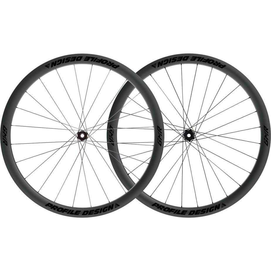 Profile Design GMR 38 Twenty Six Full Carbon Clincher Tubeless Wheelset