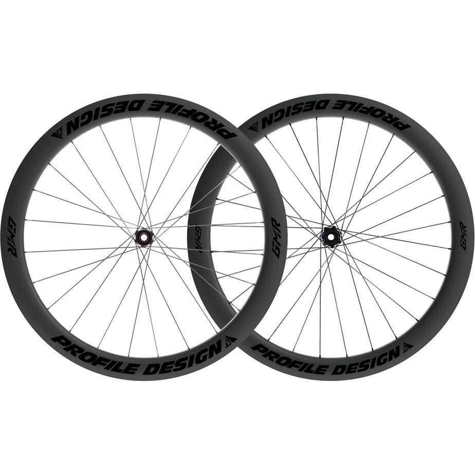 Profile Design GMR 50 Twenty Six Full Carbon Clincher Tubeless Wheelset