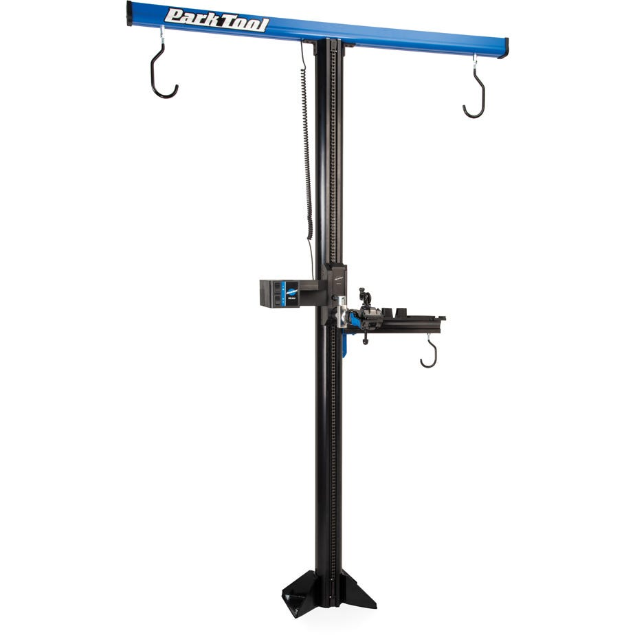 Park Tool PRS-33.2 - Power lift shop repair stand and single clamp