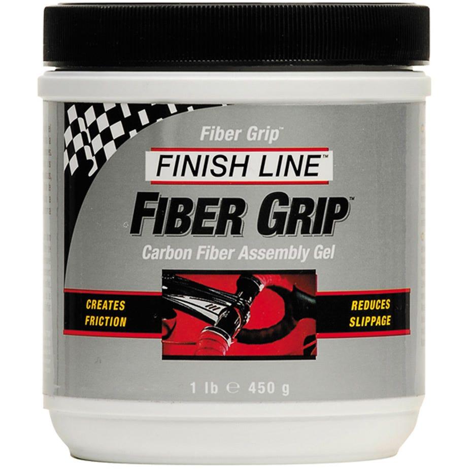 Finish Line Fiber Grip Carbon Fibre Assembly Gel Tub - 1 lb / 455 gram