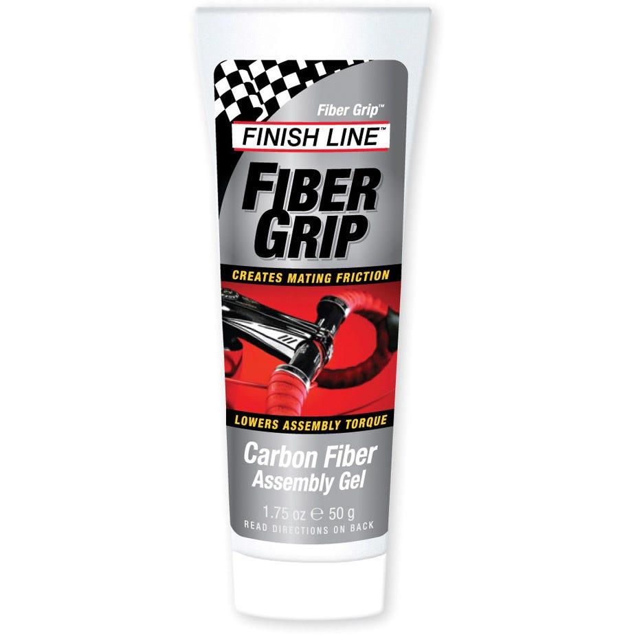 Finish Line Fiber Grip Carbon Fibre Assembly Gel Tube - 1.75 oz / 50 ml