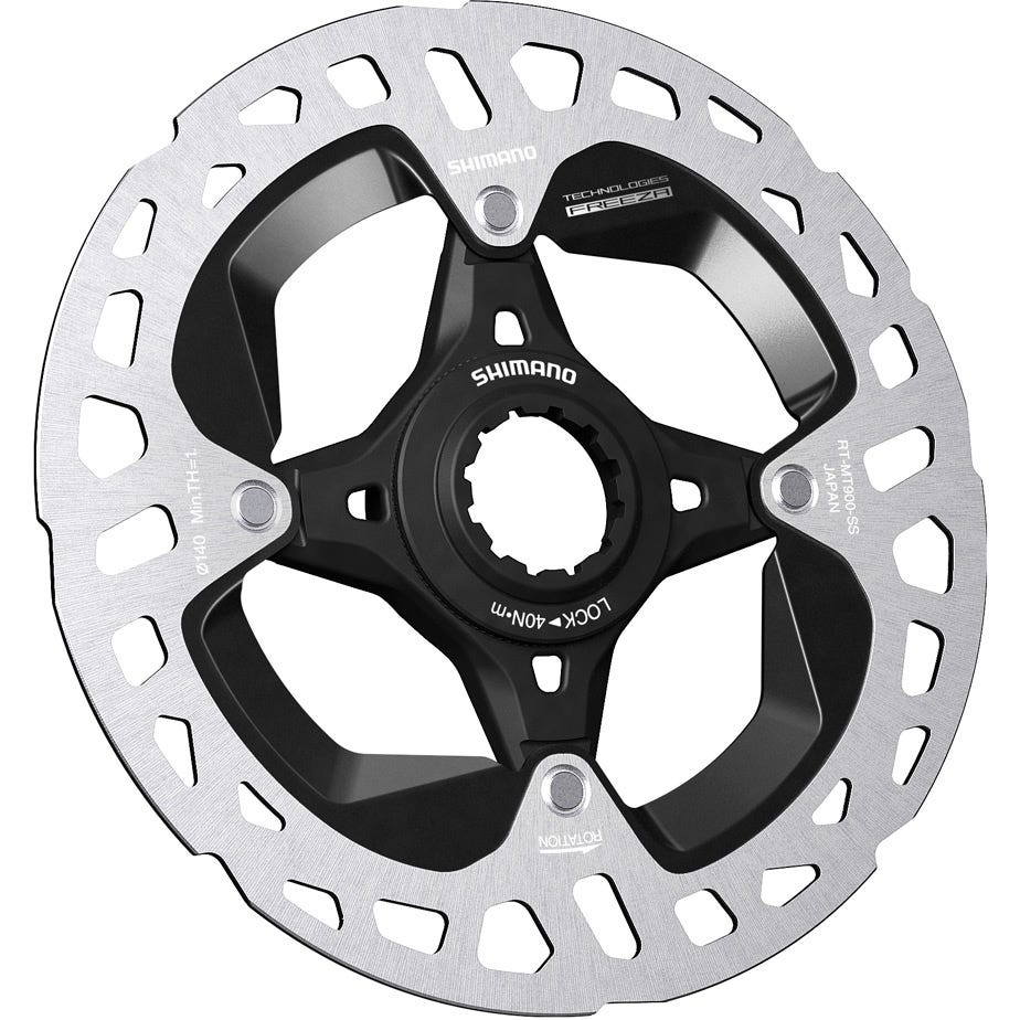 Shimano XTR RT-MT900 XTR disc rotor, Ice Tech Freeza