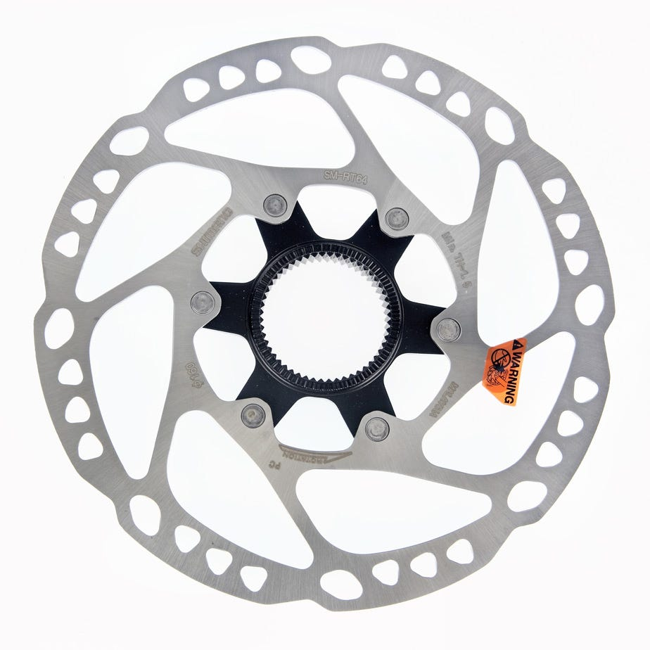 Shimano Deore SM-RT64 Centre-Lock disc rotor
