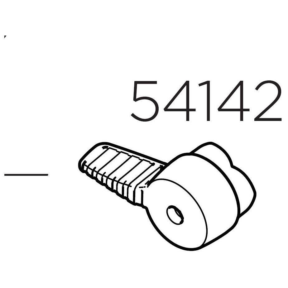 Thule 54142 Front hub axle knob for 599