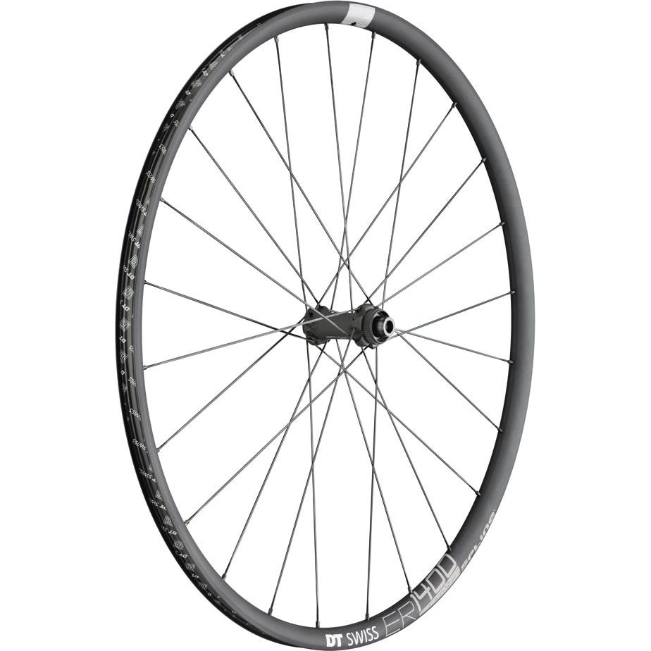 DT Swiss ER 1400 SPLINE disc brake wheel, clincher 21 x 20 mm, front