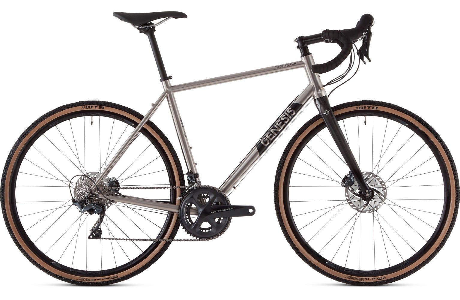 Genesis 2019 Croix de Fer Ti xl Bike sample (unused)