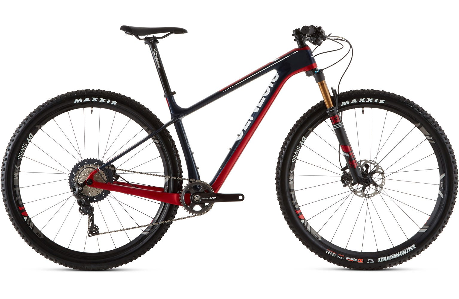 Genesis 2019 Mantle 50 lg Bike sample (unused)
