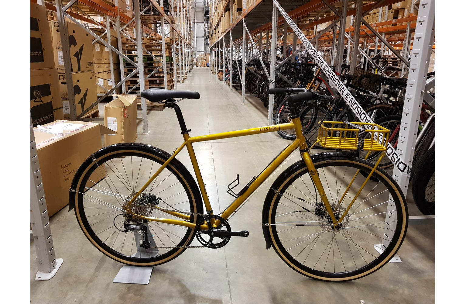 Genesis 2018 Brixton MD Bike sample (used)