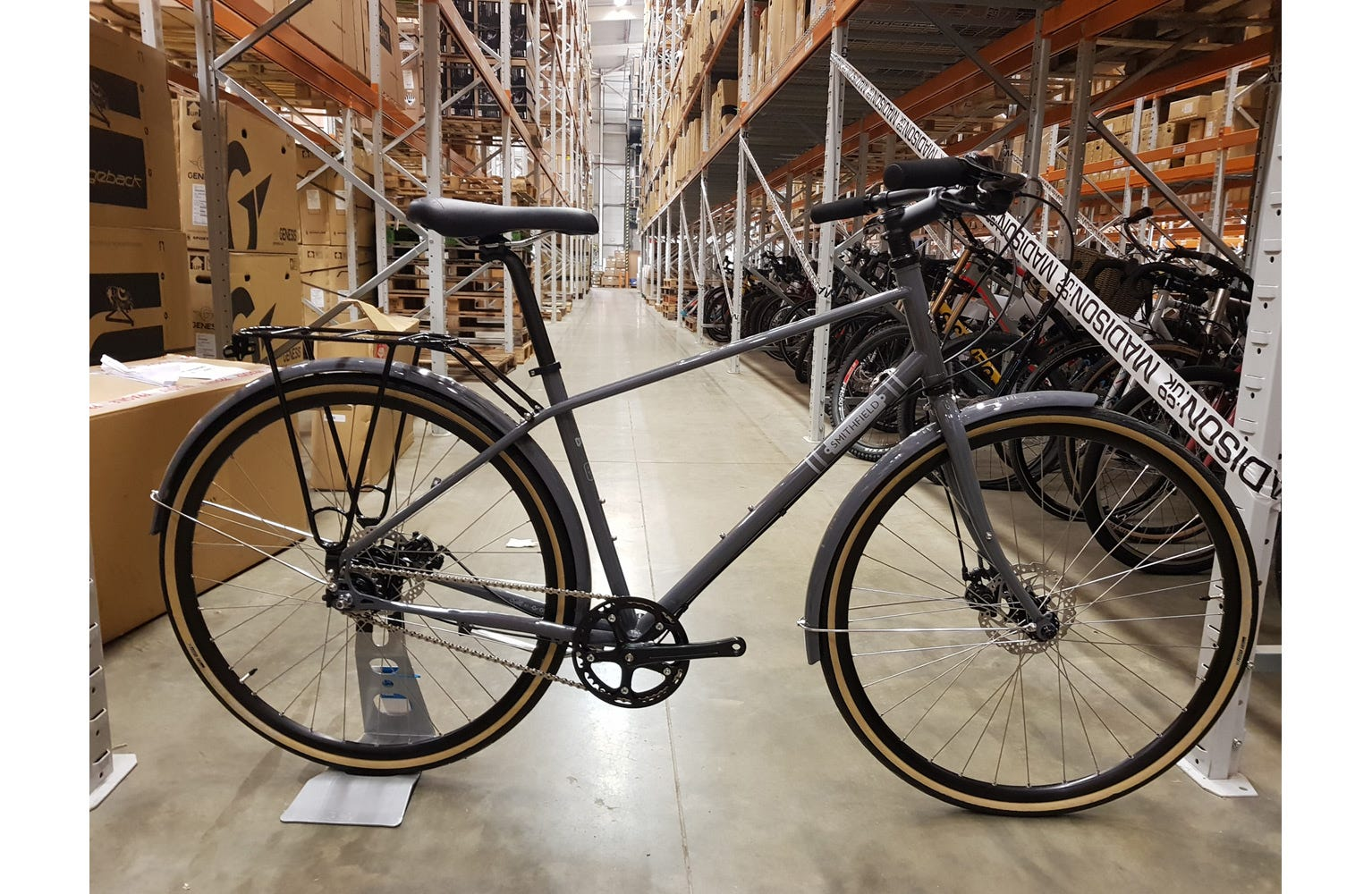 Genesis 2020 Smithfield MD Ex Brand Sample Bike (used)