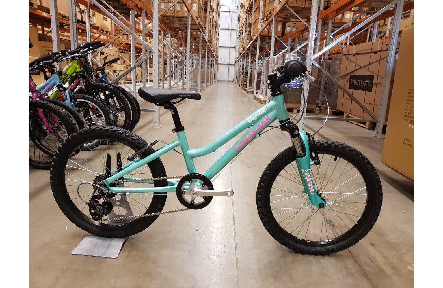 "Ridgeback 2020  Harmony 20"" Mint Bike sample (used)"