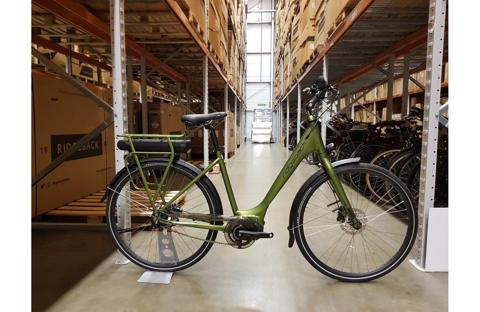 Ridgeback 2018 Electron DI2 M/L ALt Colour Bike sample (used)