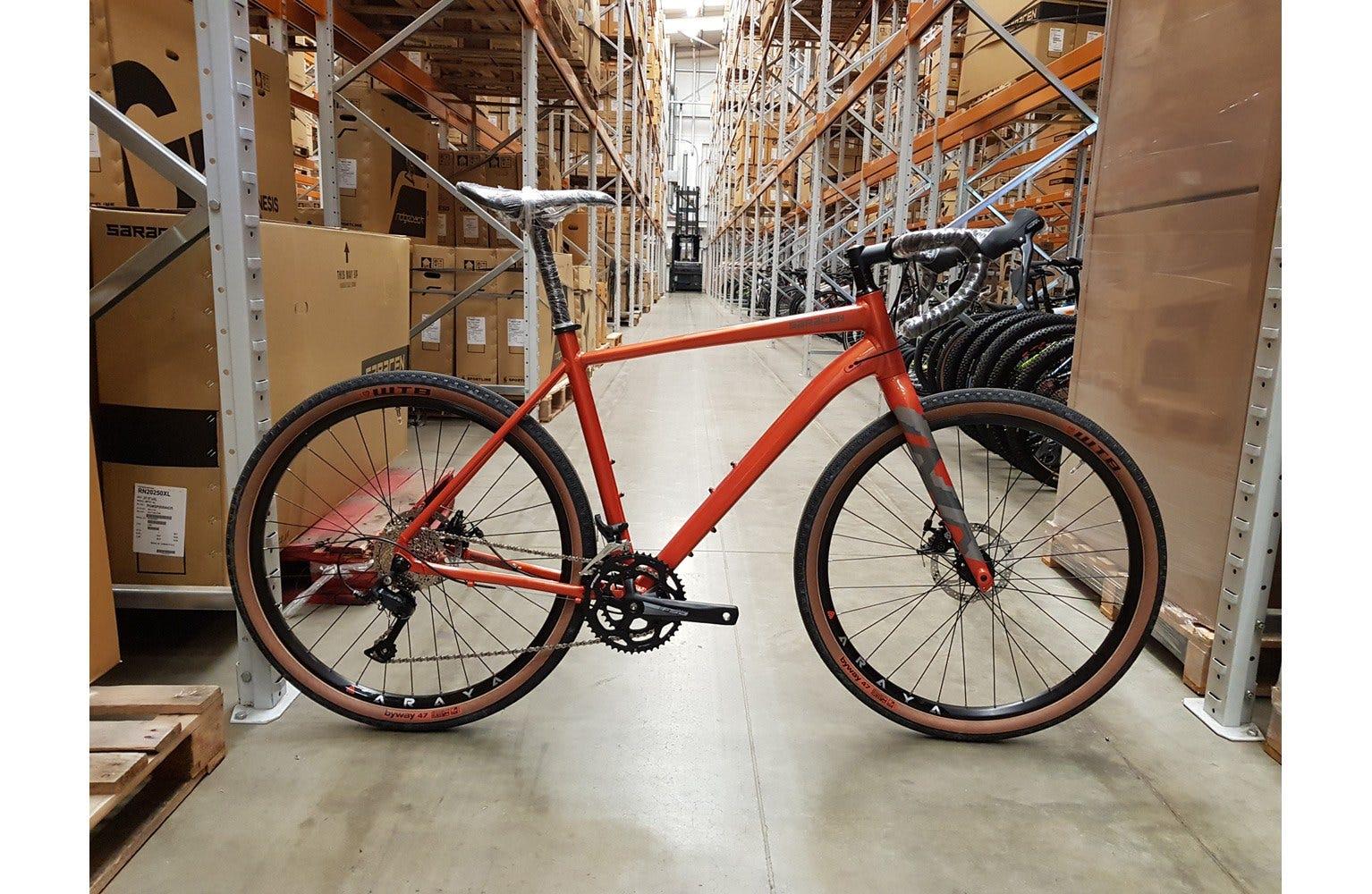 Saracen 2020  Levarg MD Bike sample (used)