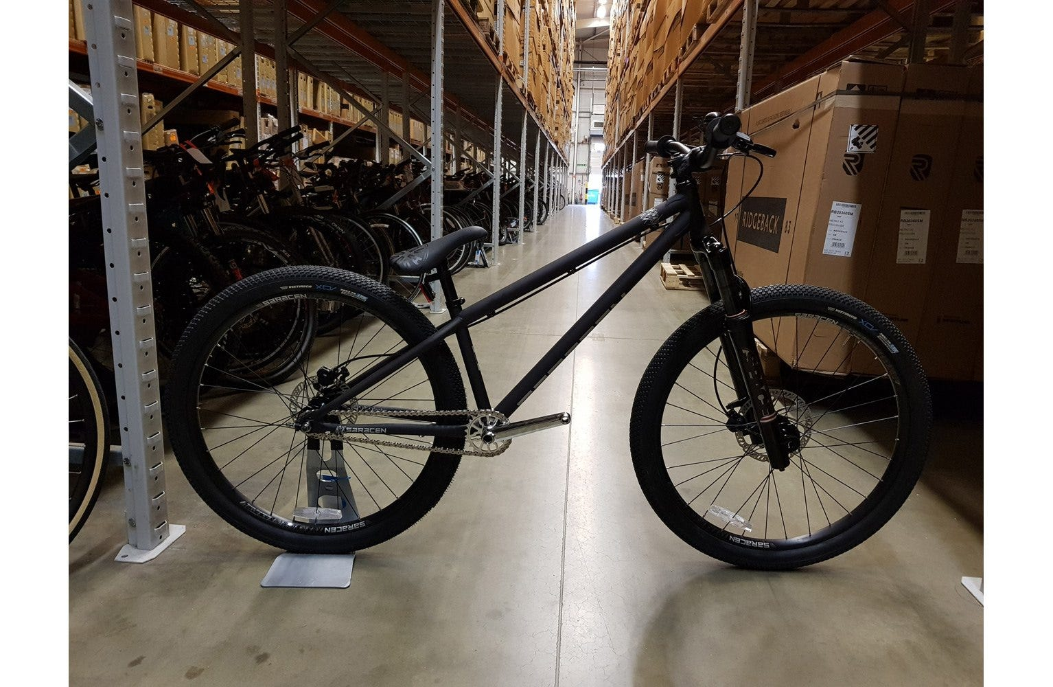 Saracen 2020  CR3 MD Bike sample (unused)