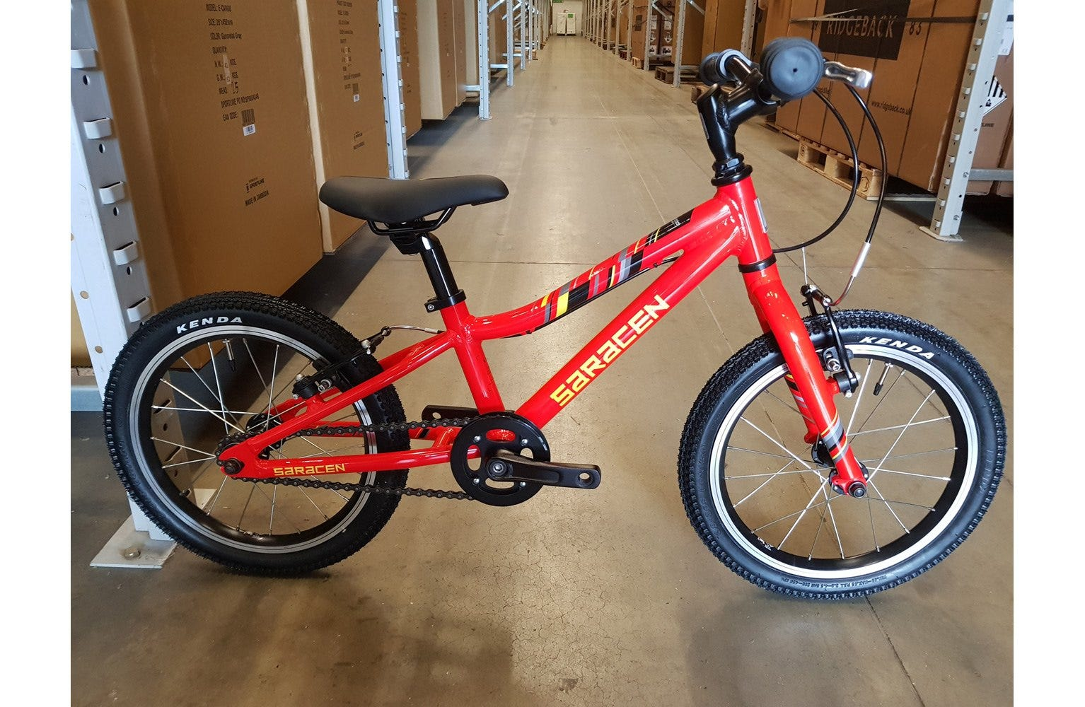 Saracen 2020  Mantra 1.6B Bike sample (used)
