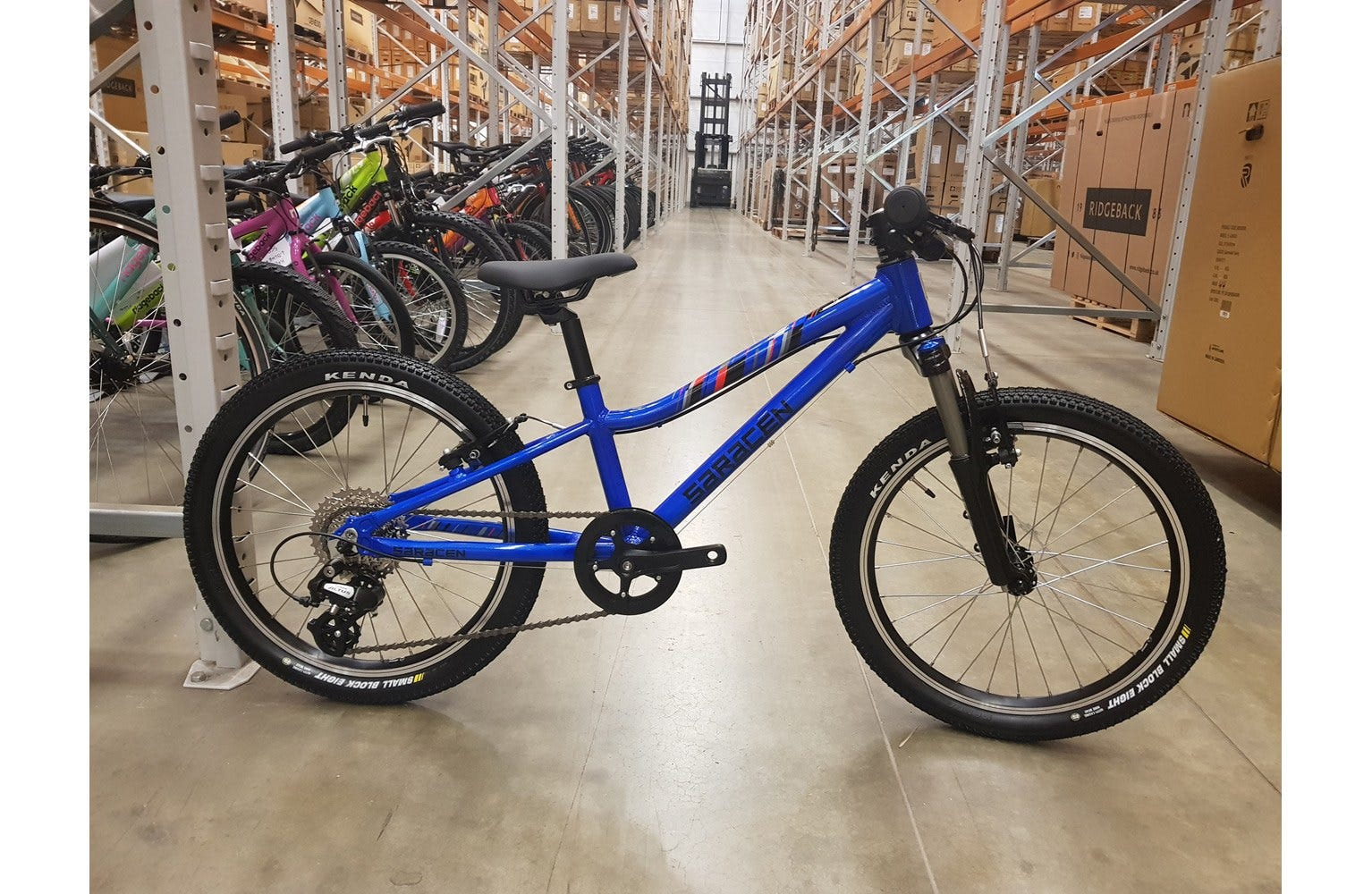 "Saracen 2019  Mantra 20"" Bike sample (used)"