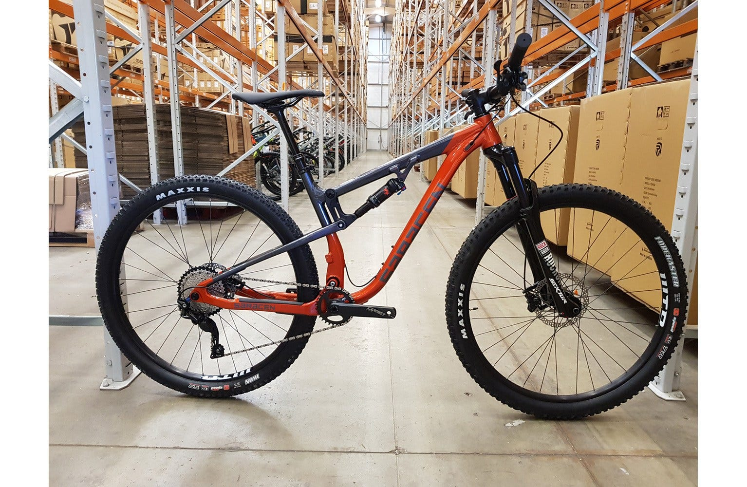 Saracen Traverse Pro Large bike sample (unused)