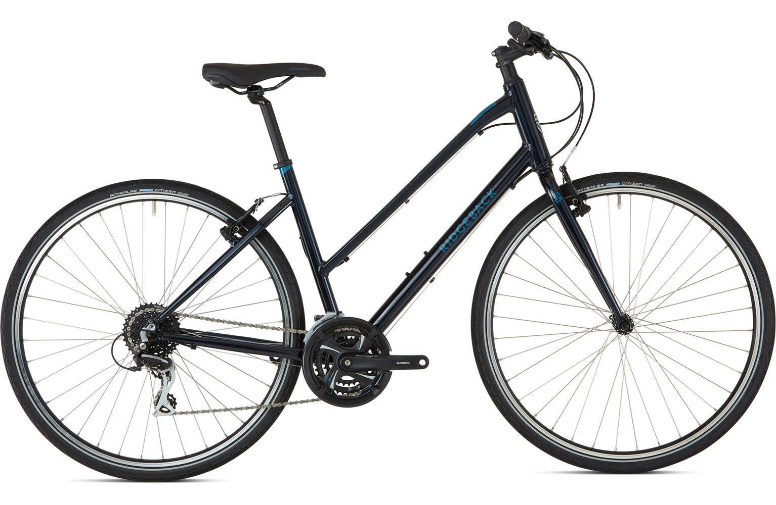Ridgeback 2020 Velocity Open Frame LG bike sample (unused)