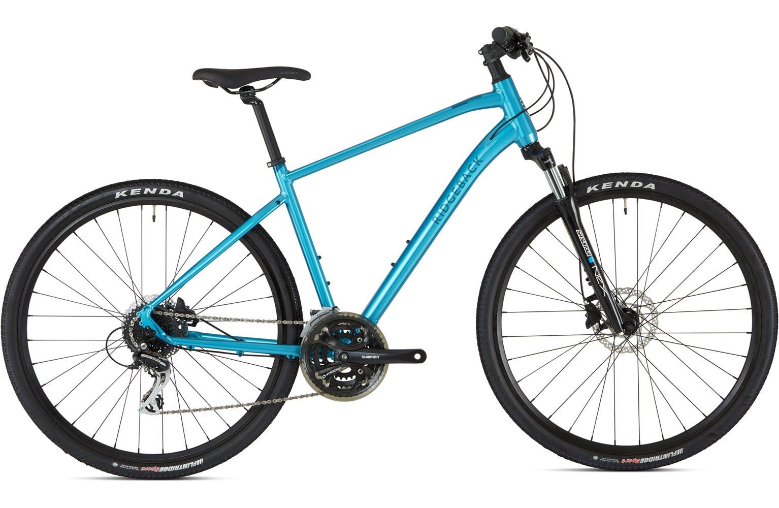 Ridgeback 2020 STORM XL Bike sample (unused)
