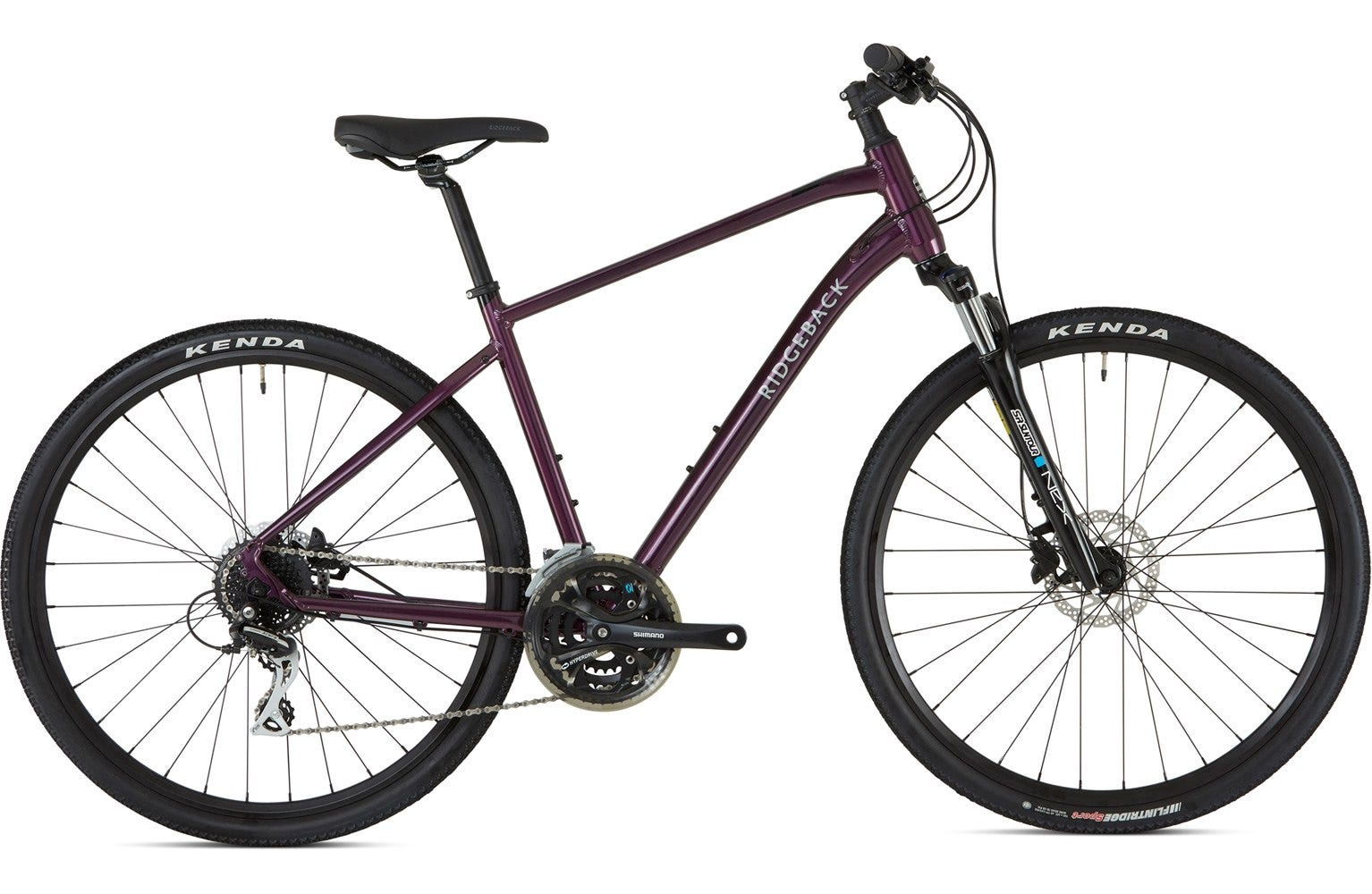 Ridgeback 2020 STORM W XL Bike sample (unused)