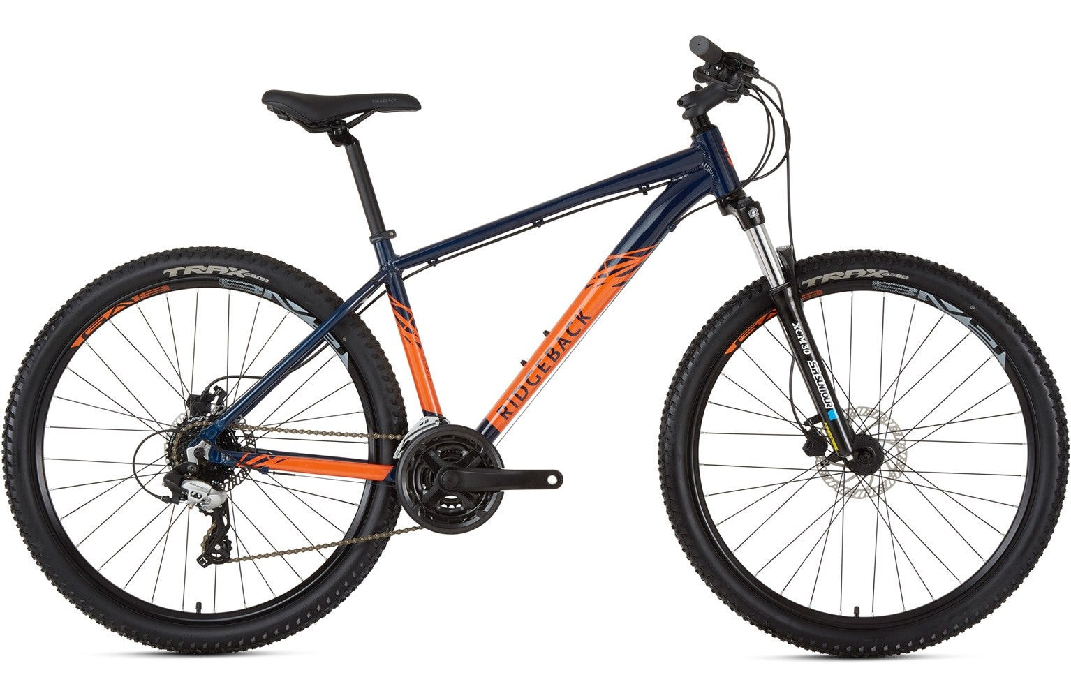 Ridgeback 2020 Terrain 4 LG Bike sample (unused)