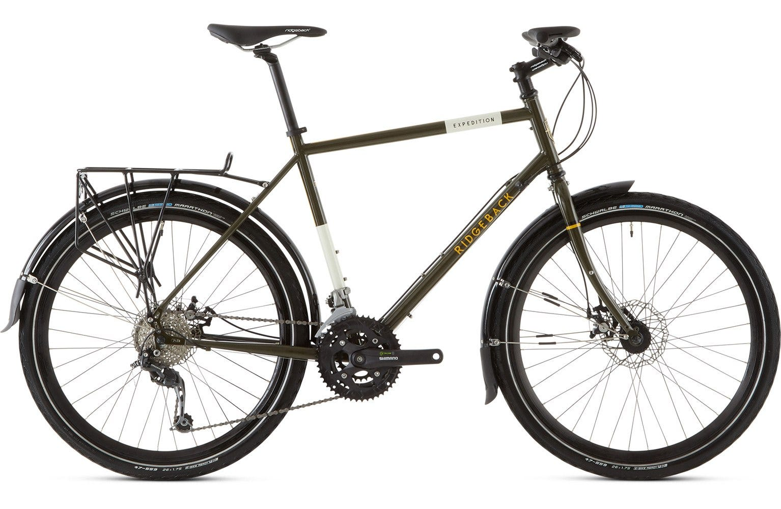 Ridgeback Expedition MD bike ample (unused)